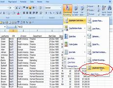 Excel De Dupe Images
